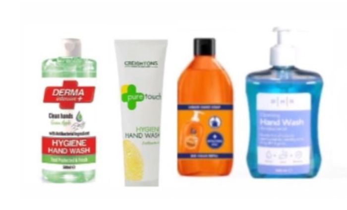 Only 50p on Selected handwash,PHR Hand Wash 500ml + Free Click and Collect