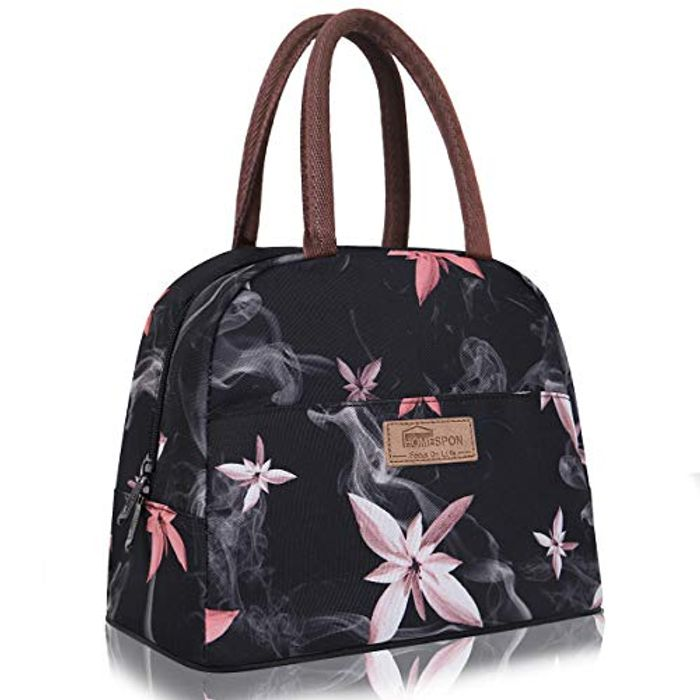 DEAL STACK - HOMESPON Lunch Bag Insulated Tote Bag + 10% Coupon