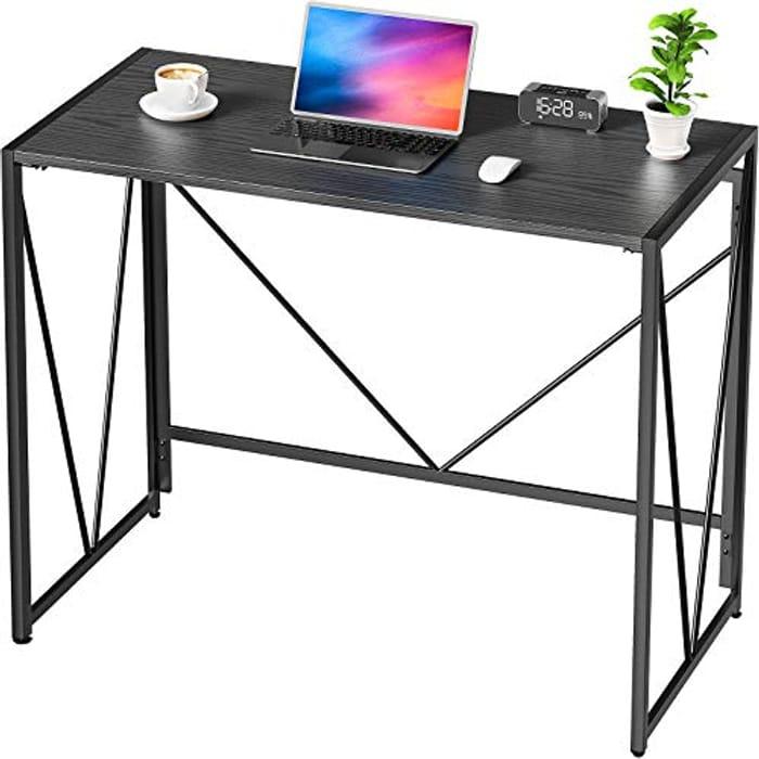 Folding Desk with L100 X W50 Cm X H75cm