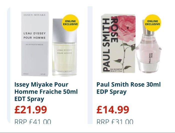 UPto 1/2 Price on Fragrance Price from £9.99/DKNY Nectar Love EDP 100ml £31.99