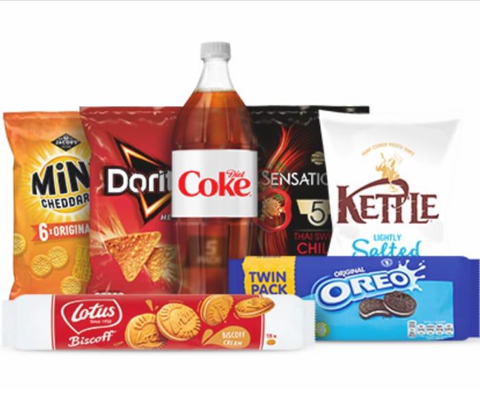 Tesco Clubcard Offers - Inc. £1 Doritos, £1.50 Ice Lollies & 80p Mixed Salad...