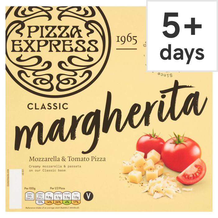 Pizza Express Margherita Pizza 245G Clubcard Price