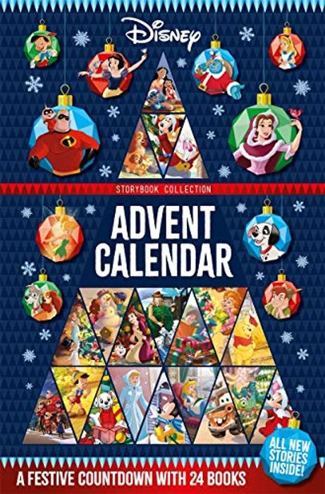 Cheap Disney: Storybook Collection Advent Calendar Paperback - reduced by £10!