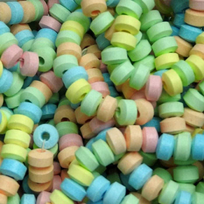 Remember Wearing These? Candy Necklaces : X10
