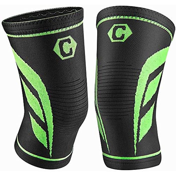 CAMBIVO Knee Support Brace (Pair)