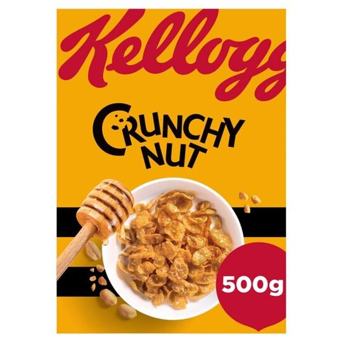 Kellogg's Crunchy Nut 500G at Tesco