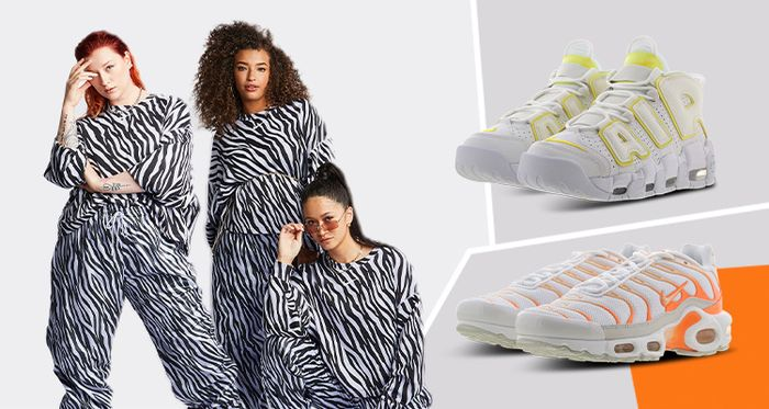 Foot Locker - Up To 50% Off Women's Inc Nike, adidas & Converse + Free Delivery