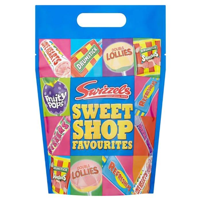Swizzels Sweetshop Favourites Pouch 500g