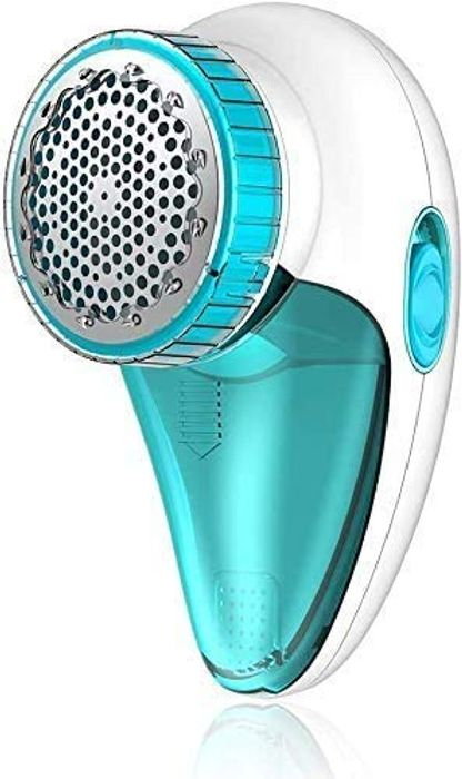 Aerb USB Cable Lint Shaver Electric Lint Remover (Blue) - Only £6.49!