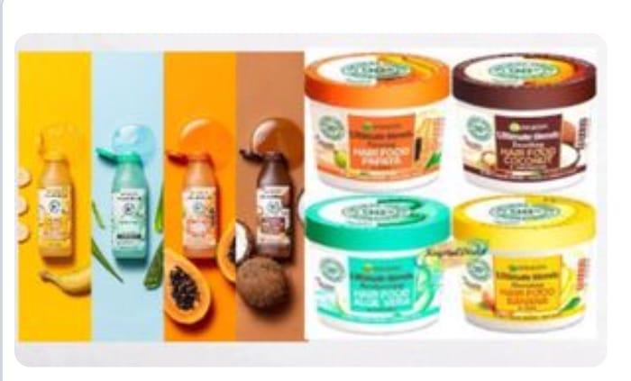 £2.99 on Garnier Ultimate Blends Hair Food 350ml &Hair Mask 390ml Only £3.45