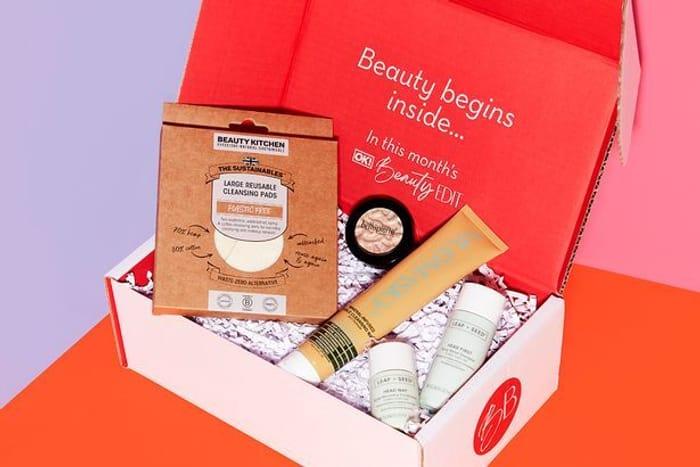 Free OK! Beauty Box (Worth £80)