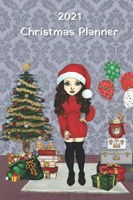 Cheap 2021 Christmas Planner - Only £6.99!