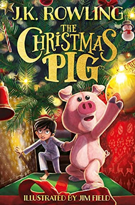 Best Price! The Christmas Pig (Pre Order)