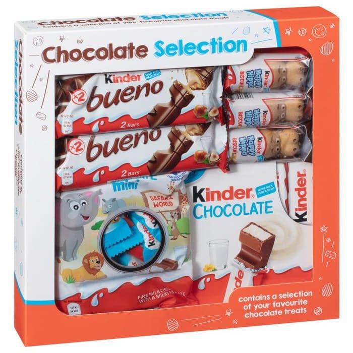Kinder Chocolate Selection Hamper
