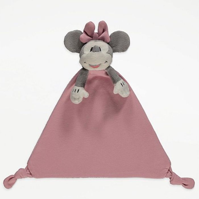 Disney Minnie Mouse Pink Comforter