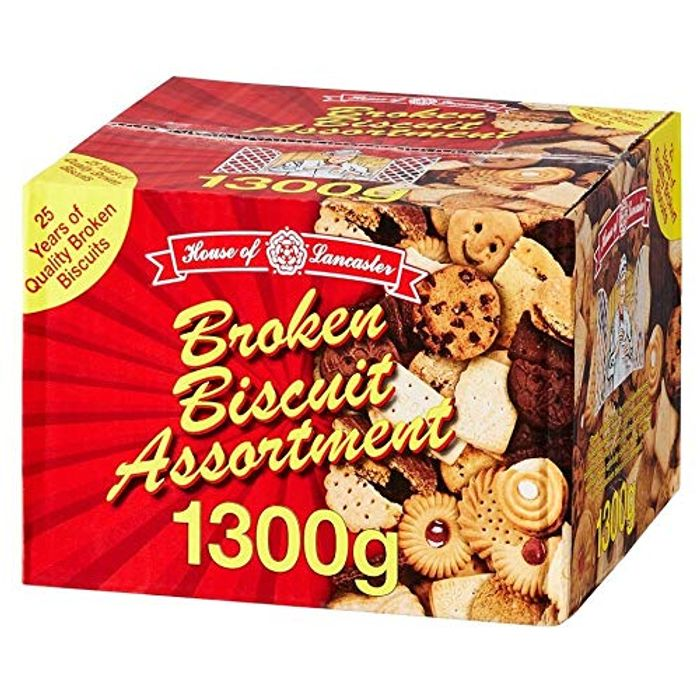 Broken Biscuit Assortment