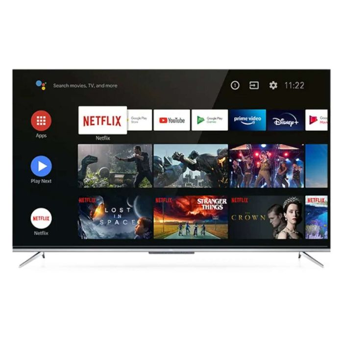 Best Price! TCL 65 Inch Ultra Slim 4K TV with HDR 10 and Android TV
