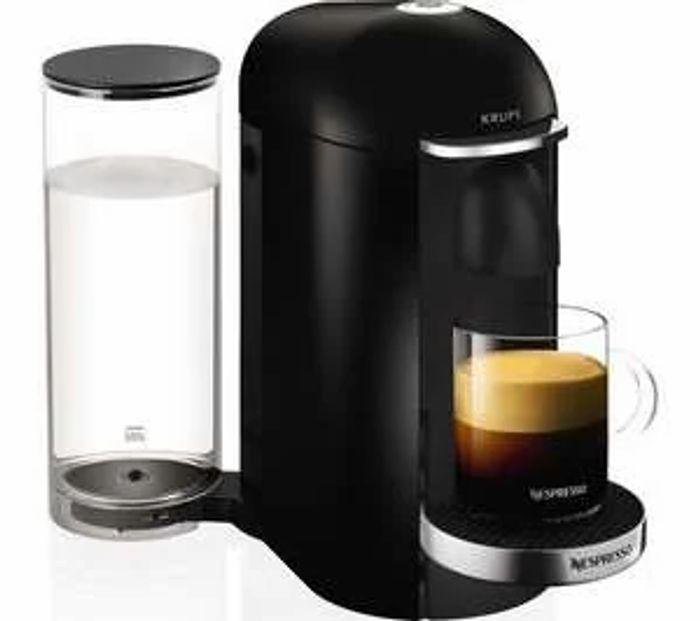 *SAVE £100* VertuoPlus Limited Edition Coffee Machine, + FREE Gifts worth £130