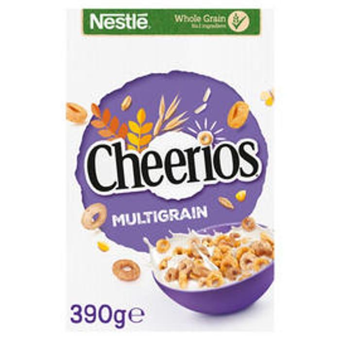 Cheerios Multigrain 390g