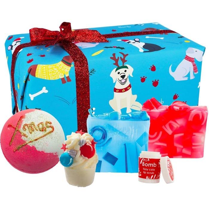 Santa Paws Gift Set