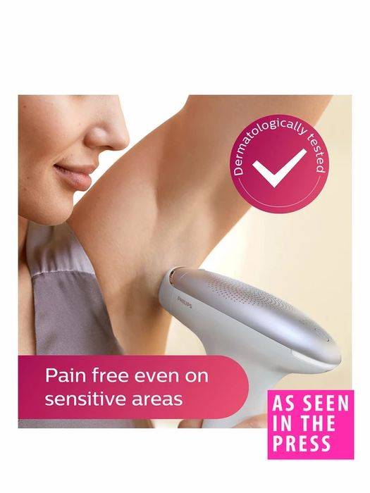 *SAVE £80* Philips Lumea Advanced IPL 3 Months* of Hair-Free Smoothness