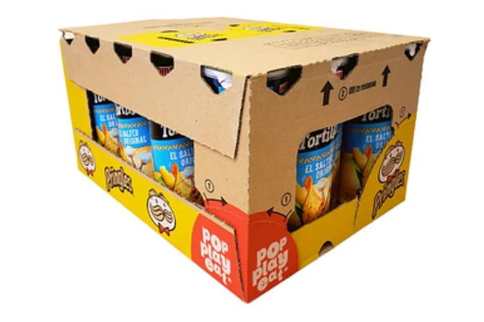 Cheap 19 Box Pringles - Tortilla EL Salted Original - 160g X 19 at Cheapfood