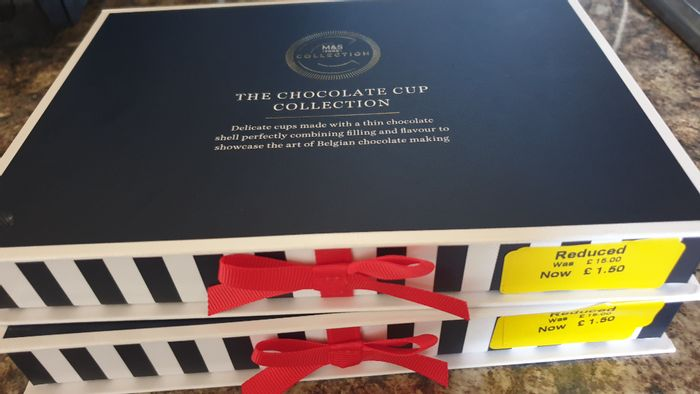 The Chocolate Cup Collection