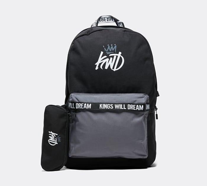 Kings Will Dream Junior Grove Core Logo Backpack