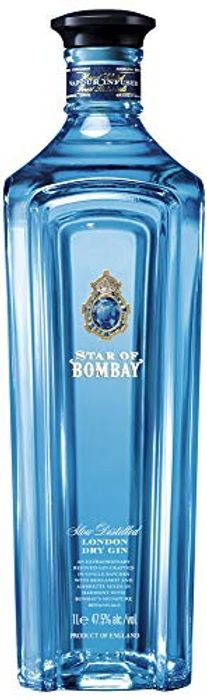 Bombay Sapphire Star of Bombay Gin, 70cl + FREE DELIVERY