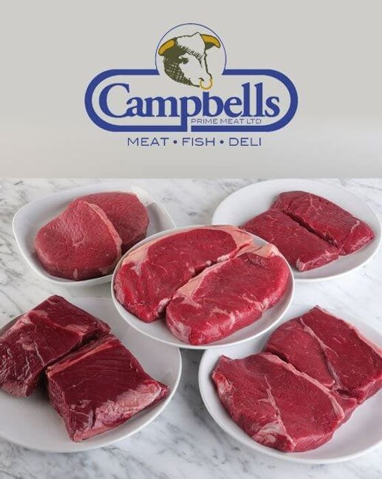 Premium Scotch Beef Steak Box