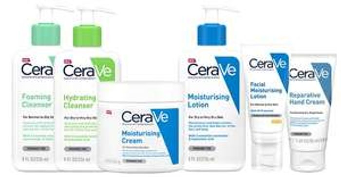 3 for 2 Offer on CERAVE Products - from £6 Each