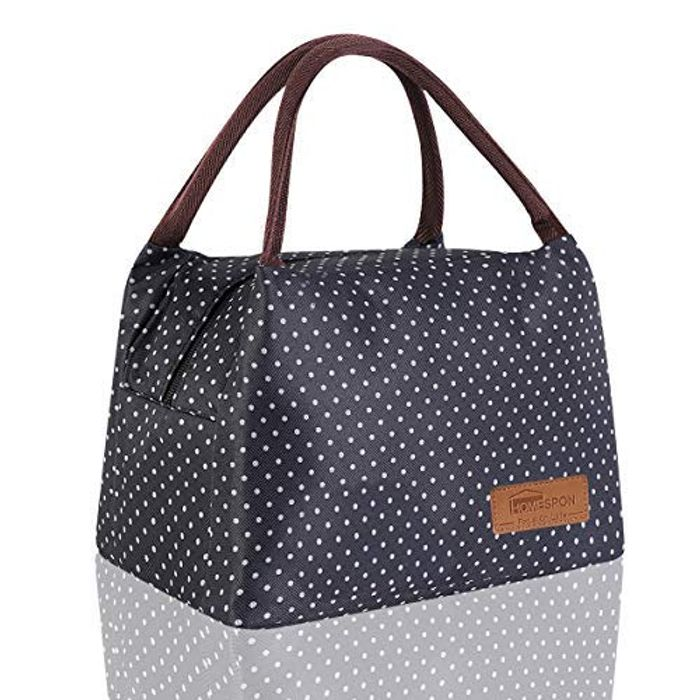 DEAL STACK - HOMESPON Lunch Bag Cute Cool Bag for Lunch Boxes + 10% Coupon
