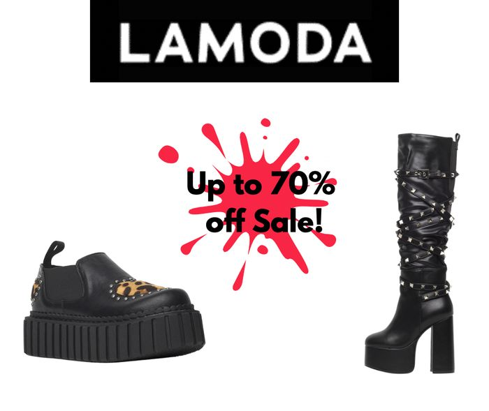 Up to 70% off Summer Sale at Lamoda + Free Delivery