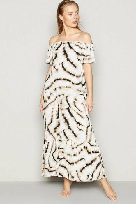 Debenhams Tie Dye Print Maxi Dress