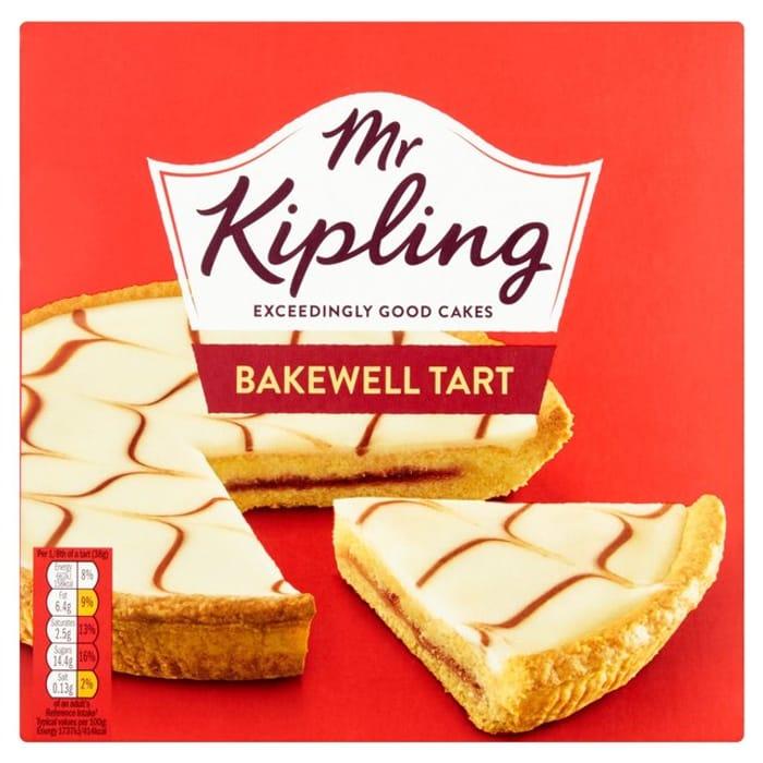 Mr Kipling Bakewell Tart at Morrisons