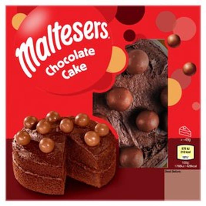Maltesers Buttons Choc Cake
