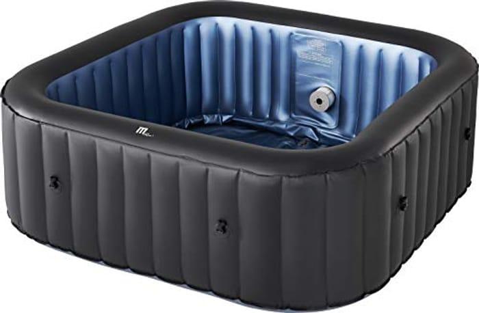 MSPAUK Tekapo Latest 2021 Mspa Portable Hot Tub - Only £379.00!