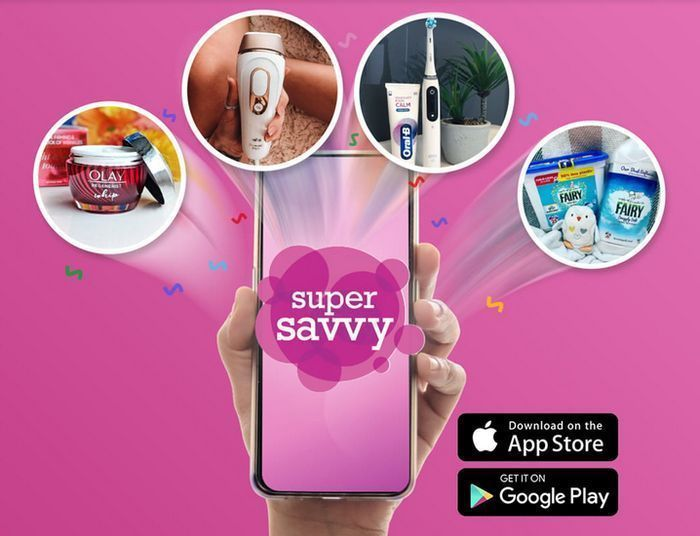 FREE Product Testing When You Download the SuperSavvy App