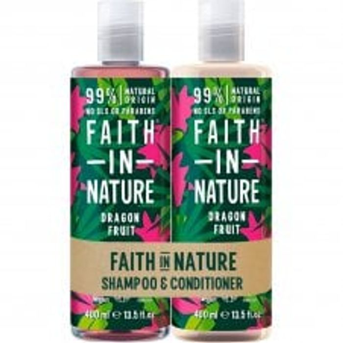 Exclusive - Faith In Nature Up To 35% Off + 10% Code - From £1.71 Delivered