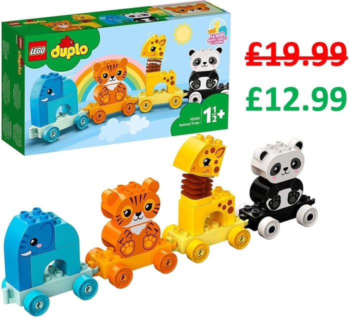 SAVE £7 - LEGO DUPLO My First Animal Train