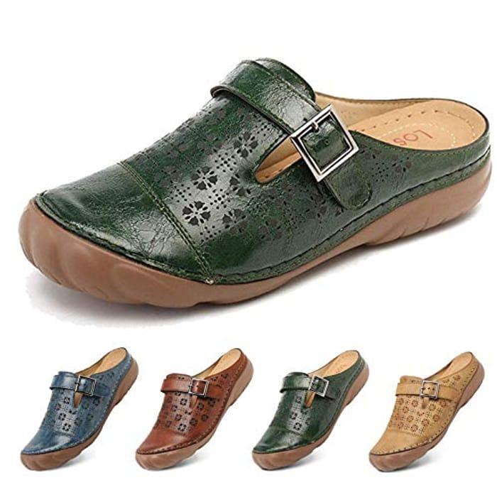 DEAL STACK - NUHEEL Mule Clogs Shoes for Women + 10% Coupon