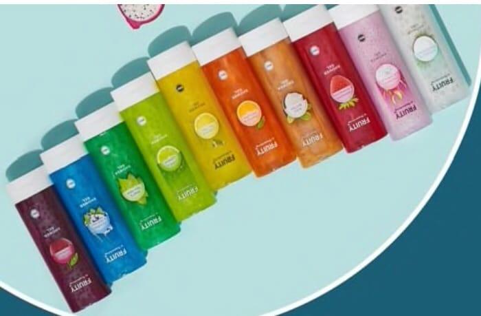 Buy1 Get 1 Free on Selected Fruity Shower Gels 250ml