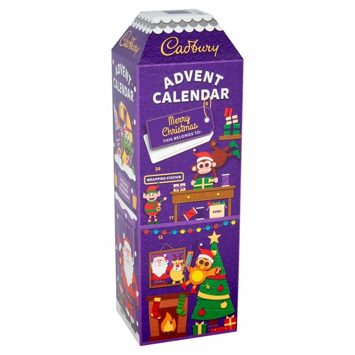Cadbury 3D Advent Calendar