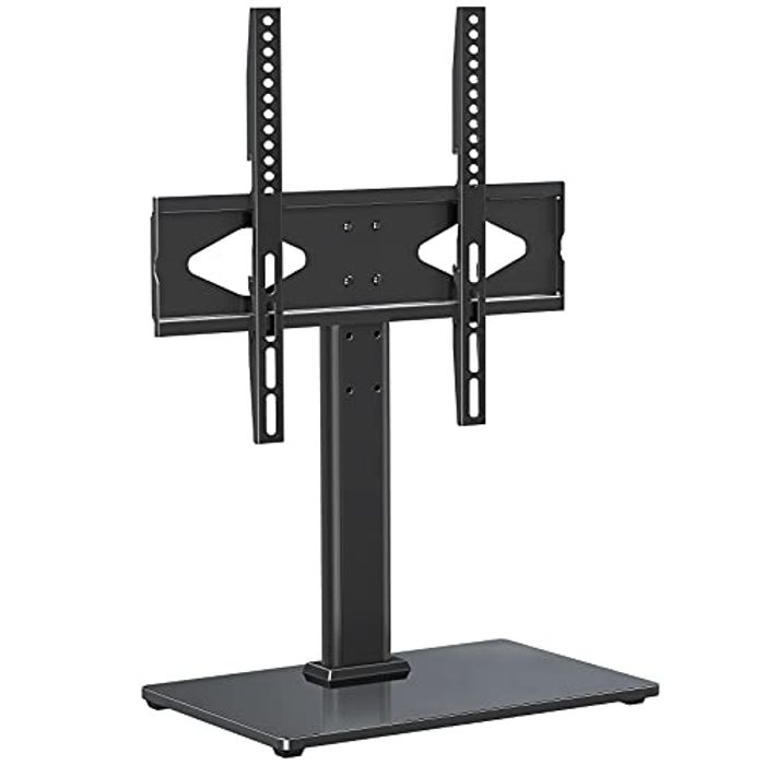 """DEAL STACK - ELIVED Table Top TV Stand for Most 37""""-55"""" TVs + 50% Coupon"""