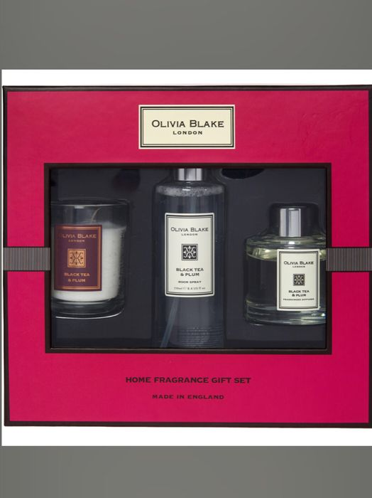 OLIVIA BLAKE Home Fragrance Set