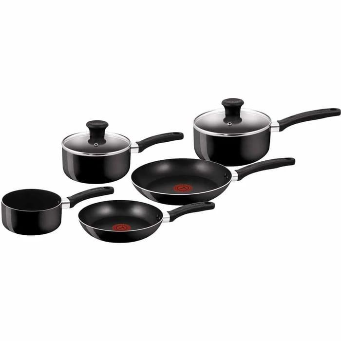 Tefal Delight 5 Piece Cookware Set