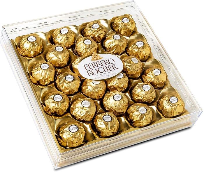 Ferrero Rocher Chocolate - Box of 24 Chocolates