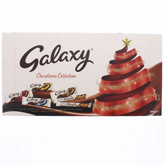 Galaxy Christmas Collection 244g