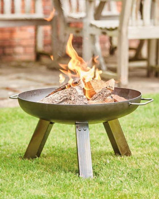 Gardenline Steel Firepit