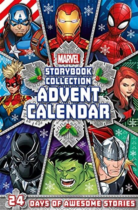 Marvel: Storybook Collection Advent Calendar
